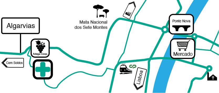 Centro Veterinário Encosta das Maias - Tomar