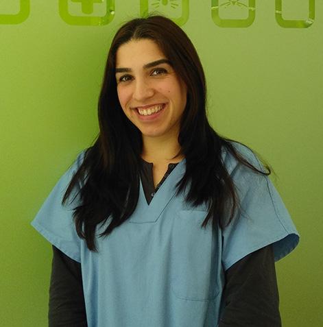 Centro Veterinário Encosta das Maias - Enfermeira Patrícia